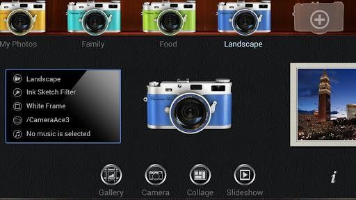Ace相机