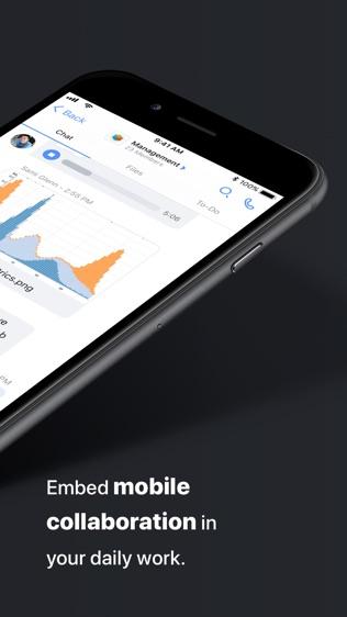 Moxtra: Business Collaboration软件截图1