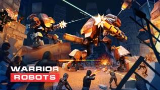 勇士机器人3D软件截图0