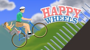 Happy Wheels软件截图0