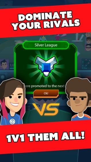 League of Gamers: 游戏大亨软件截图1