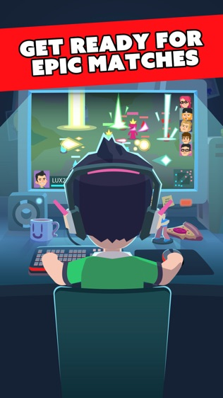 League of Gamers: 游戏大亨软件截图0