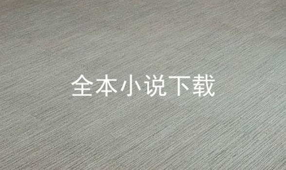 完结小说下载