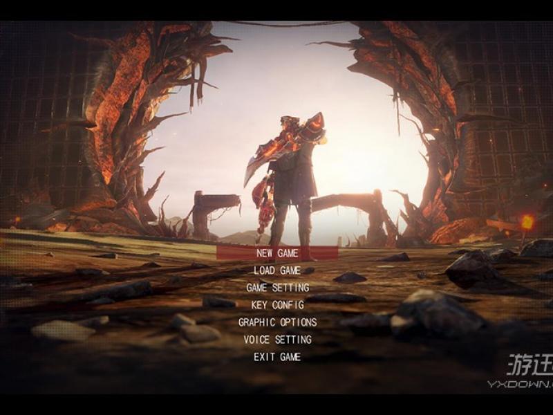 噬神者3:变革公式 PC版下载