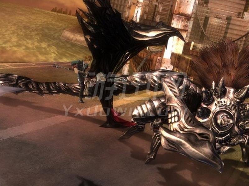 噬神者:解放重生 PC版下载