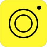 圆形相框照相机