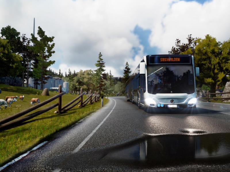 巴士模拟18 英文版下载