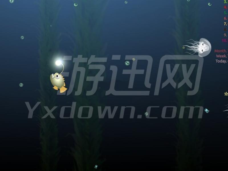 深海摸鱼 英文版下载