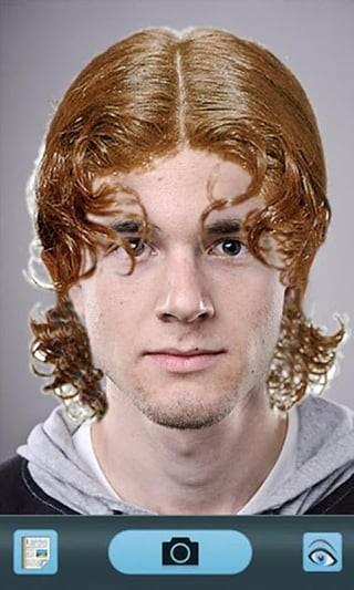 恶搞发型相机