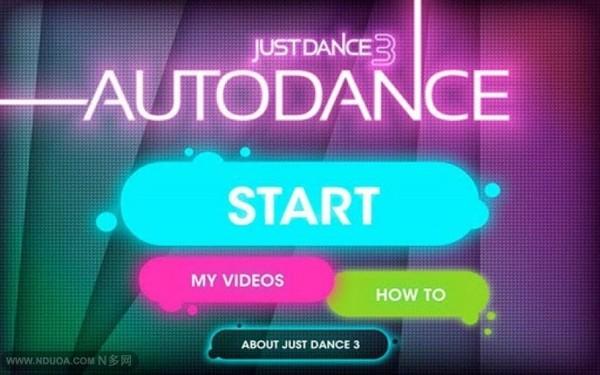 舞力全开3软件截图0