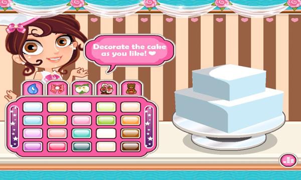 宝宝的蛋糕厨房软件截图2