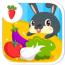 疯狂动物园学蔬果游戏