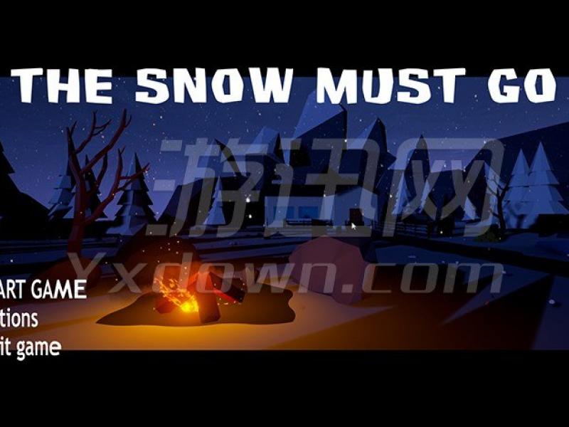 雪必须走 中文版下载
