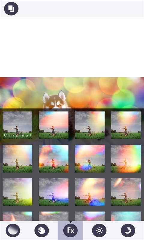 滤镜时光相机软件截图2