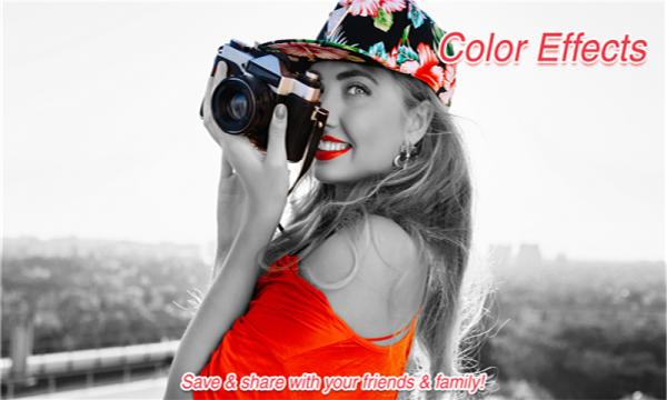 飞溅色彩相机软件截图3