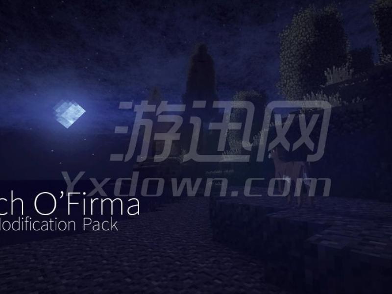 我的世界群峦科技整合包 中文版1.7.10下载