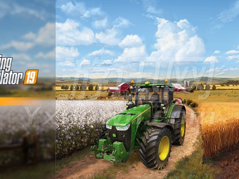 模拟农场19 破解版下载