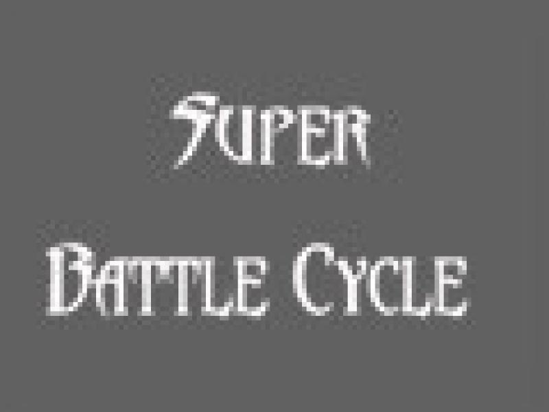 超级战斗周期 英文版