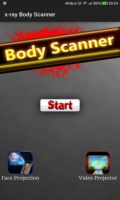 人体透视相机软件截图2