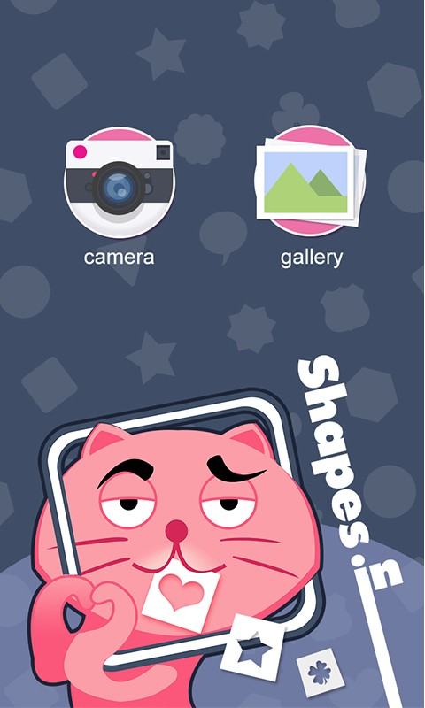 Shapes In软件截图0