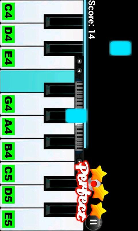 儿童学钢琴软件截图2