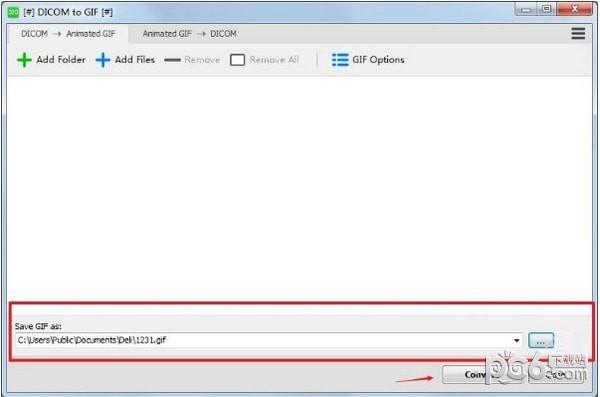 DICOM to GIF(DICOM文件转GIF工具)下载