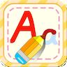 宝宝英语字母写字板