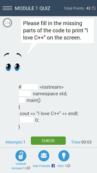 Learn C++软件截图2