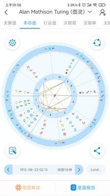 若道占星软件截图1