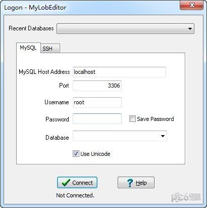 MyLobEditor(数据库编辑软件)