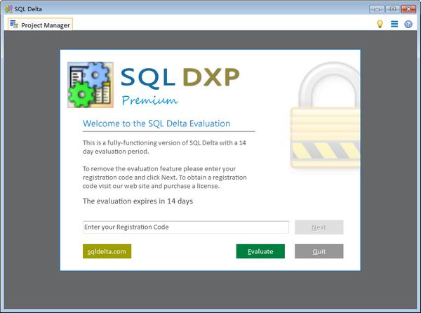 SQL DXP Premium(数据库跨平台对比处理工具)