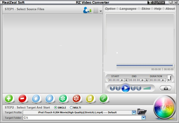 RZ Video Converter(视频格式转换工具)下载