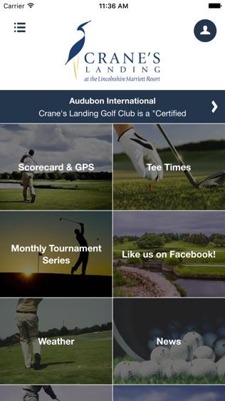 Crane's Landing Golf Club软件截图1
