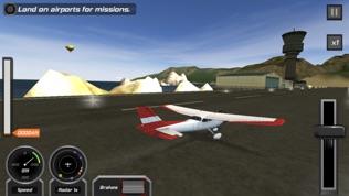 模拟飞行软件截图2