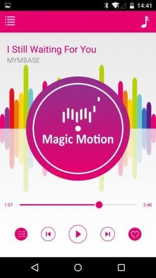 MagicMotion软件截图0