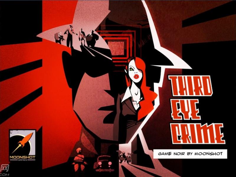 第三眼犯罪 英文版下载