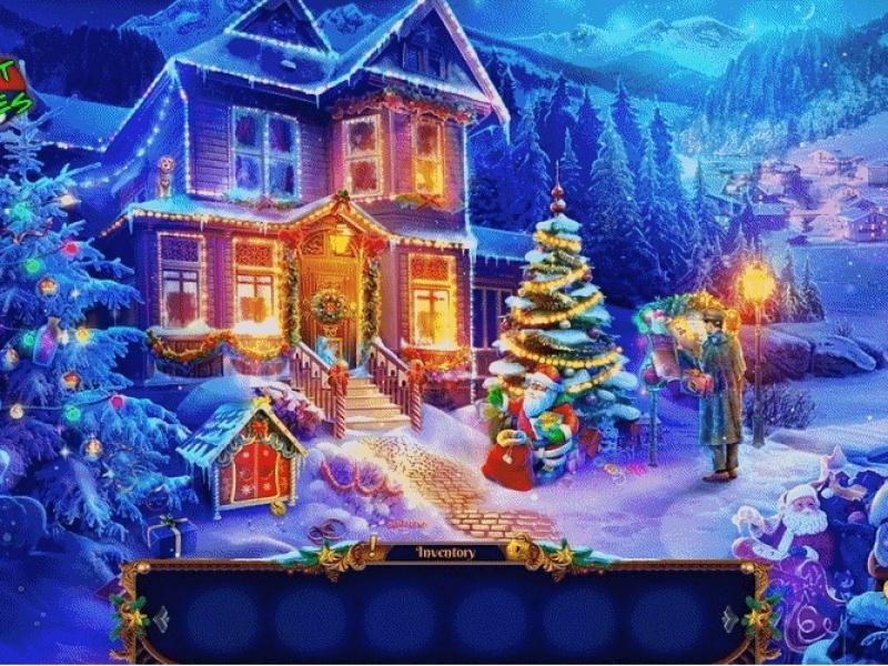 圣诞故事8:魔法快车 英文版下载