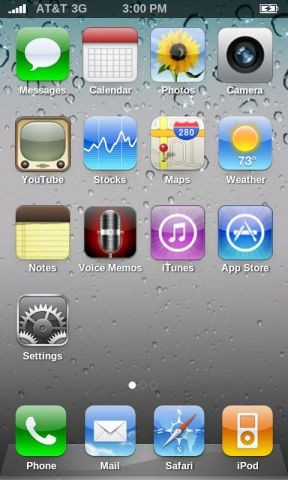 Fake iPhone4S软件截图0