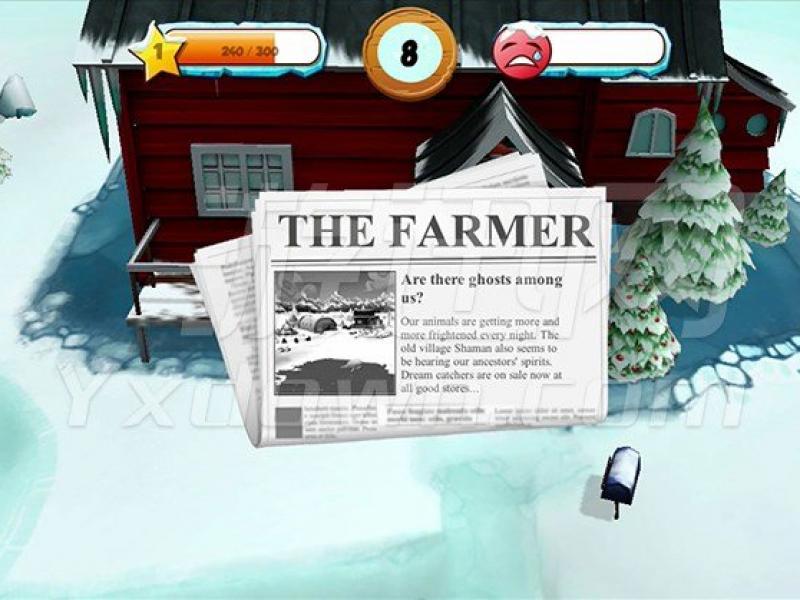 我的北极农场 英文版下载