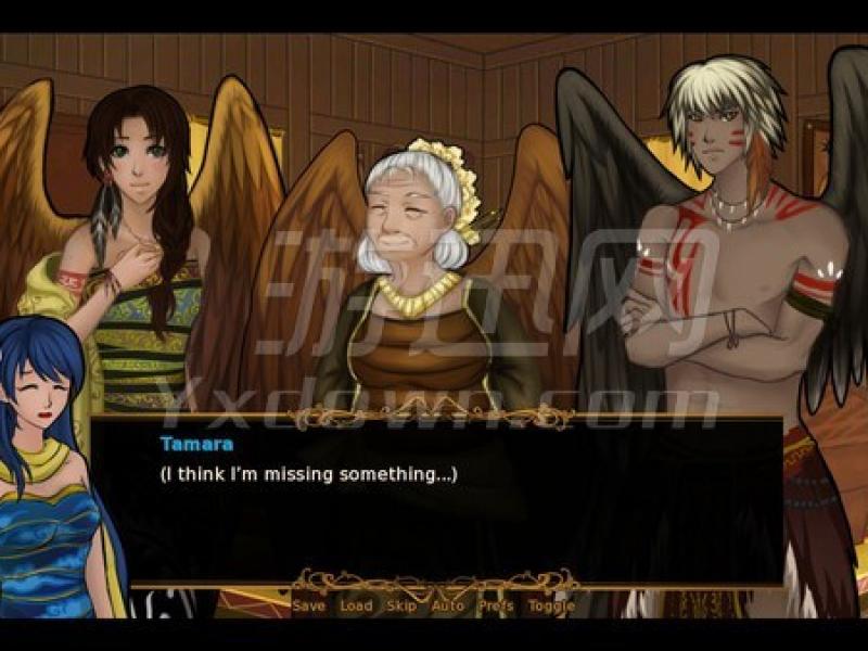 努萨塔拉:翼翅传说 英文版下载