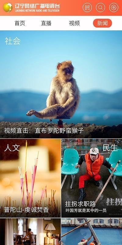 辽宁网络广播电视台