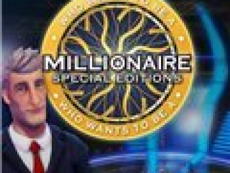 谁想成为百万富翁 英�