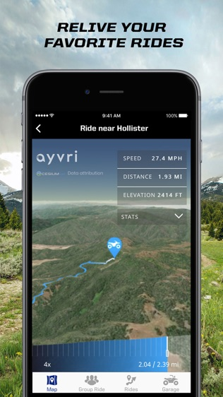 ORV Trails软件截图1