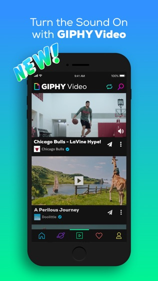 GIPHY: The GIF Search Engine软件截图0