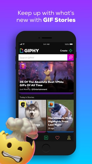 GIPHY: The GIF Search Engine软件截图1