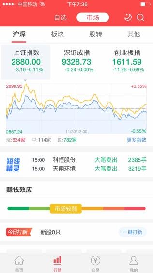 中邮证券软件截图1