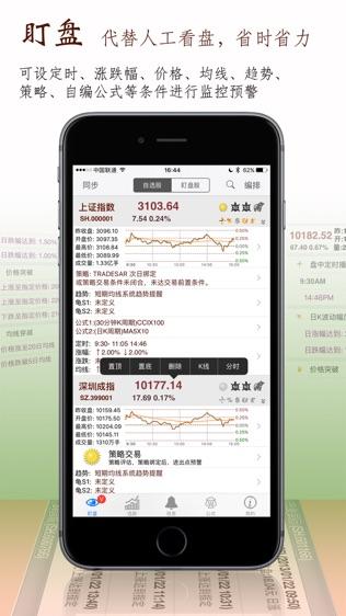 股票盯盘系统软件截图0