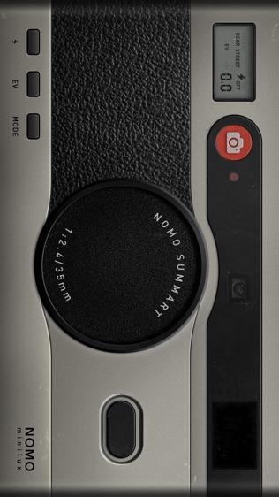 NOMO 相机软件截图1
