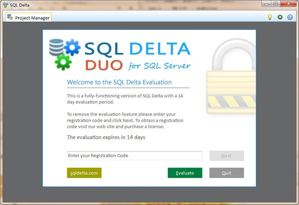 SQL Delta for SQL Server(数据库对比工具)下载