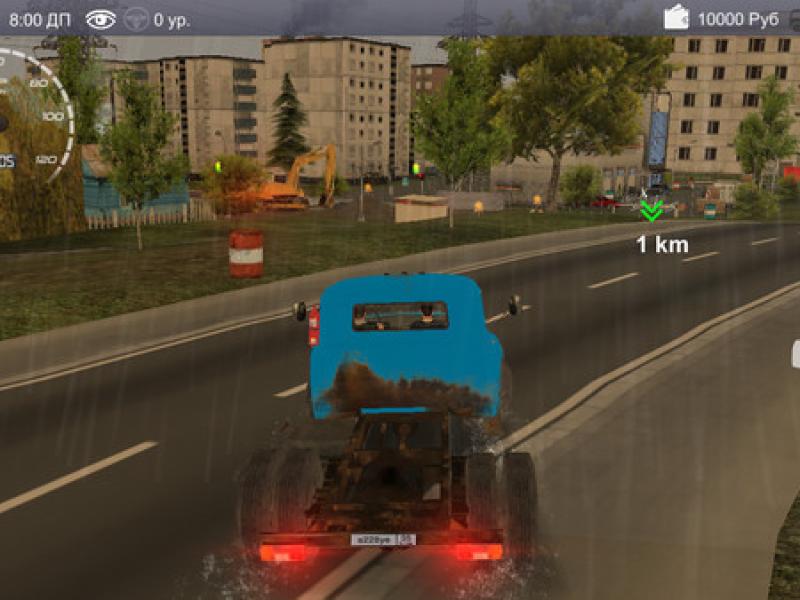 俄罗斯卡车模拟器2:ZIL130 英文版下载